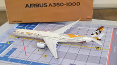 Aviation 400 Etihad Airways Airbus A350-10000 A6-XWB with stand Scale 1/400 AV4050