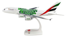 Herpa Snapfit  Emirates Expo 2020 Opportunity livery Airbus A380-800 Scale 1/250 612364