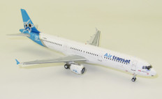 Inflight 200 Air Transat Airbus A321-211 C-GEZJ With Stand Scale 1/200 IF321TS1119