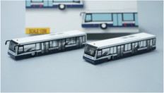 Fantasy Wings British Airways Airport Buses x2 Landor livery Scale 1/200 FWAA2003