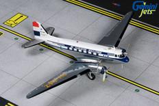 Gemini 200 KLM Douglas DC-3 PH-DAZ Scale 1/200 G2KLM843