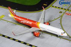 Gemini Jets Vietjet.com Airbus A321neo VN-A652 Scale 1/400 GJVJC1770