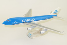 PPC KLM Cargo Boeing 747-400F Scale 1/200 PP-KLMB747F