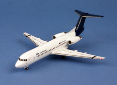 Herpa Wings KLM Cityhopper Fokker 70 Scale 1/200 570640