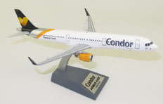 J Fox Models Condor Airbus A321-211 D-AIAI with Stand Scale 1/200 JFA321006