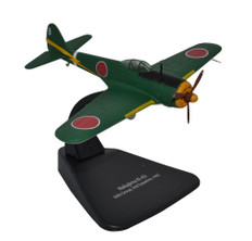 Oxford diecast Nakajima Ki-43 50th Group 2nd Squadron 1942 Scale 1/72 AC097