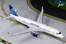Gemini 200 United Embraer 175 N605UX Scale 1/200 G2UAL784