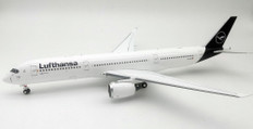 J Fox Models Lufthansa Airbus A350-941 D-AIXL with Stand Scale 1/200 JFA350006