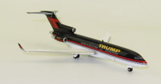 Blue Box Trump Boeing B727-100  VP-BDJ With Stand Scale 1/200 WB721T02