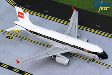 "Gemini 200 British Airways Airbus A319 ""BEA Retro"" Scale 1/200 G2BAW842"