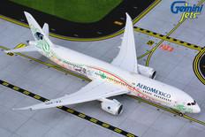 Gemini Jets  AeroMexico Quetzalcoatl Boeing 787-9 Dreamliner XA-ADL Scale 1/400 GJAMX1669
