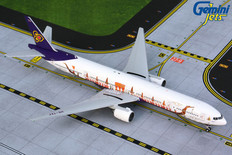 Gemini Jets Thai Suphannahong Royal Barge Boeing 777-300 HS-TKF Scale 1/400 GJTHA1891
