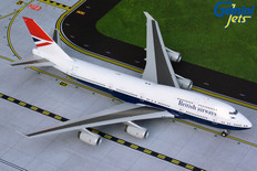Gemini 200  British Airways Boeing 747-400 G-CIVB Scale 1/200 G2BAW841