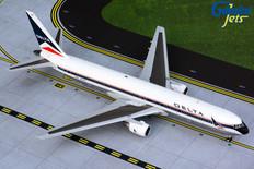 Gemini 200  Delta Air Lines widget livery Boeing 767-300 N129DL Scale 1/200 G2DAL342