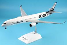 JC Wings Airbus A350-1000 Airbus House colours F-WLXV  Asia Demonstration Tour Edition Flap Down With Stand  Scale 1/200 JC2048A