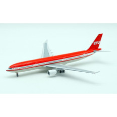 WB Models LTU Airbus A330-300 D-AERF With Stand Scale 1/200 IF333LT0220