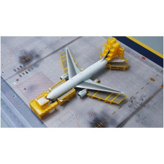 Fantasy Wings Maintenance docking system set for dual engine Scale 1/400 FWDPMS4009
