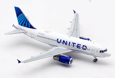 Inflight 200 United Airbus A319-132 N876UA with stand Scale 1/200 IF319UA0220