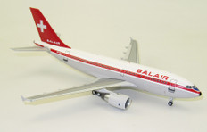 Inflight 200 Balair Airbus A310-322 HB-IPK with stand Scale 1/200 IF310BB0120