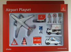 Aviation Toys Emirates Playset PP-EM6261