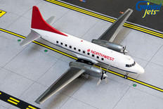 Gemini 200  Northwest Convair CV-580 N3423 Scale 1/200 G2NWA807