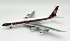 Inflight 200 State of Qatar Boeing 707-300 A7-AAA with stand Scale 1/200 IF7071119
