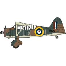 Oxford Diecast RAF R9125 225 Squadron Westland Lysander Scale 1/72 OXAC101