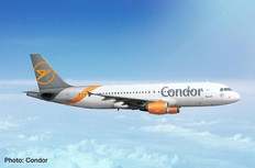 Herpa Wings Condor Airbus A320 Scale 1/500 534307