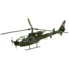 Aviation 72 Westland Gazelle XX450 Royal Marines Scale 1/72 AV7224014