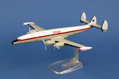 Herpa Snap-fit HARS Lockheed C-121C Super Constellation VH-EAG Scale 1/125 611251
