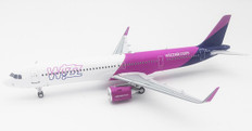 Inflight 200 Wizz Air Airbus A321 NEO HA-LVE With Stand Scale 1/200 IF321NW60420