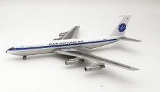 Inflight 200 Pan Am Boeing 707-300 N880PA With Stand Scale 1/200 IF703PAA1983