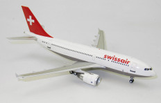 WB Models Swissair Airbus A310 HB-IPH With Stand Scale 1/200 WB310HB0320