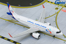 Gemini Jets Ural Airlines Airbus A320neo Scale 1/400 GJSVR1910
