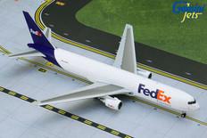 Gemini 200 FedEx Boeing 767-300F N103FE Scale 1/200 G2FDX889