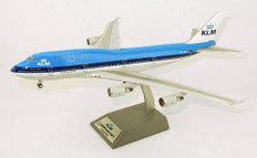Inflight 200 KLM City of Atlanta Boeing 747-400 PH-BFA Scale 1/200 IF744KLM0520