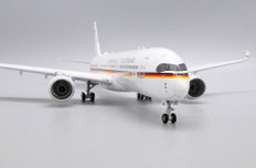 JC Wings Germany Air Force Airbus A350-900 Flap Down With Stand Scale 1/200 JC20010A