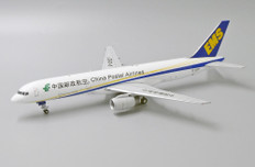 JC Wings China Postal Airlines Boeing 757-200(PCF) B-2827 With Stand Scale 1/200 JC2199