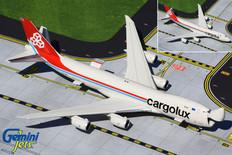 Gemini Jets  Cargolux Boeing 747-8F LX-VCA Scale 1/400 GJCLX1896