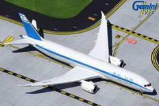 Gemini Jets  ELAL Retro Livery Boeing 787-9 4X-EDF Scale 1/400 GJELY1893