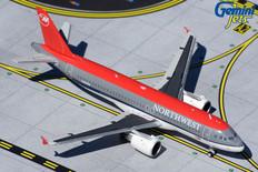 Gemini Jets Northwest Airlines Airbus A320-200 N365NW Scale 1/400 GJNWA371
