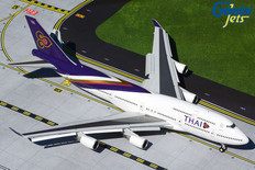 Gemini 200 Thai Boeing 747-400 HS-TGP Flaps/Slats Extended Scale 1/200 G2THA866F