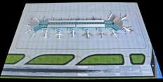Gemini Jets New Four piece mat for terminal GJARPTC Scale 1/400 GJAPS008