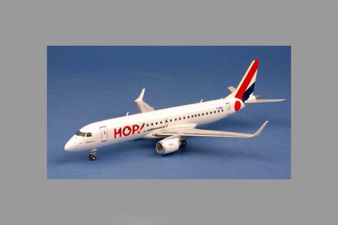 Herpa  Hop! By Air France Embraer 190 Scale 1/200 557276