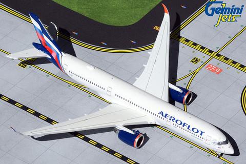 Gemini Jets Aeroflot Airbus A350-900 VQ-BFY Scale 1/400 GJAFL1943