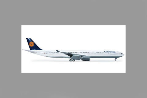 Herpa Lufthansa Airbus A340-600 Scale 1/200 550901