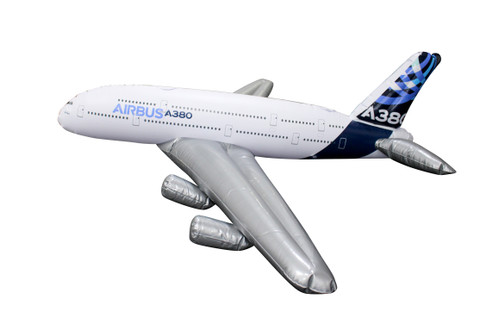 Airbus A380 House Color inflatable 115 x 140 cm AB002