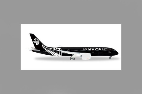 Herpa  Air New Zealand Boeing 787-8 Dreamliner Scale 1/200 556682