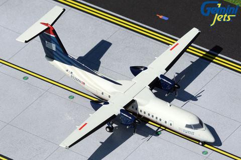 Gemini 200 US Airways Express Bombardier Dash 8-300 N326EN Scale 1/200 G2USA854