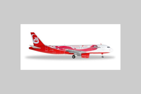 "Herpa Air Berlin ""Top Bonus"" Airbus A320 Scale 1/200 557269"
